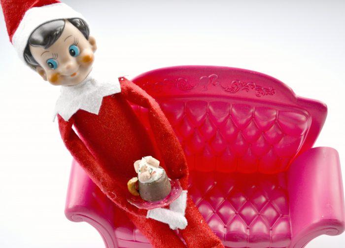 Elf on the Shelf Hot Chocolate